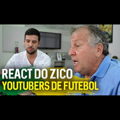Canal Zico 10 - Zico Reacts